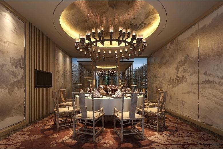 ホテル・ニッコー・広州 Hotel Nikko Guangzhou 広州日航酒店のレストラン