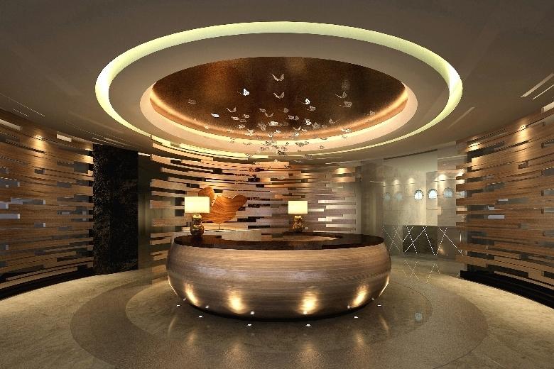 ホテル・ニッコー・広州 Hotel Nikko Guangzhou 広州日航酒店のスパ
