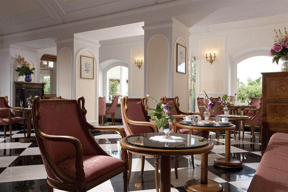 インペリアル・パレス・ホテル Imperiale Palace Hotelのカフェ