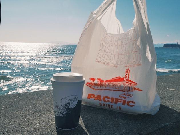 パシフィック・ドライブイン Pacific DRIVE-INの風景