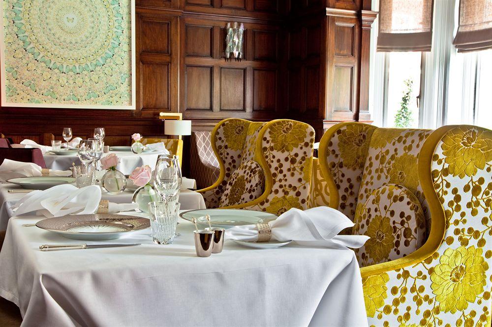 ザ・コンノートのHélène Darroze'sレストラン
