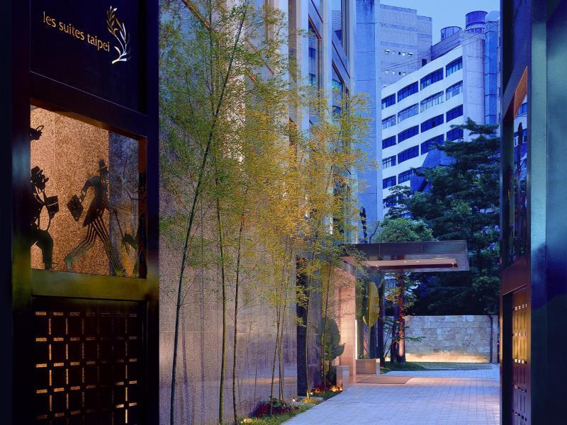 レ・スイーツ・台北・チンチェン Les Suites Ching Cheng Hotelの外観