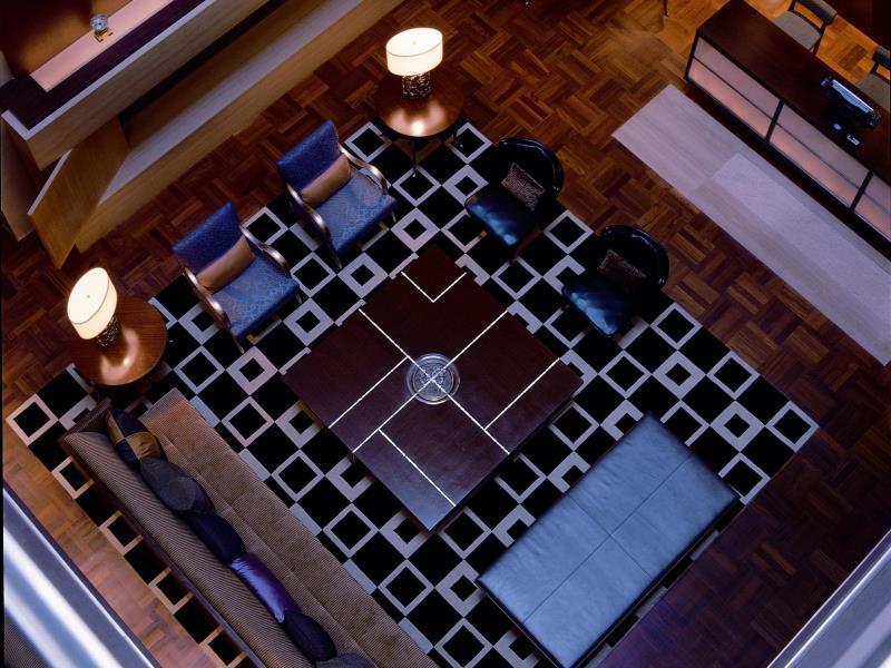 レ・スイーツ・台北・チンチェン Les Suites Ching Cheng Hotelのラウンジ
