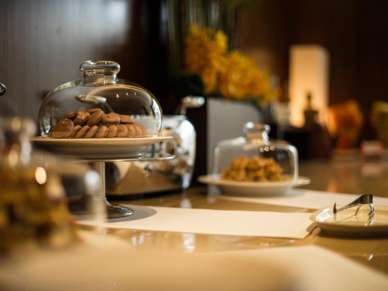 レ・スイーツ・台北・チンチェン Les Suites Ching Cheng Hotelのクッキー