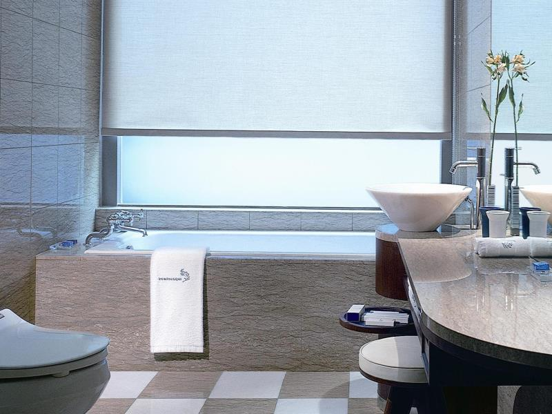 レ・スイーツ・台北・チンチェン Les Suites Ching Cheng Hotelのバスルーム