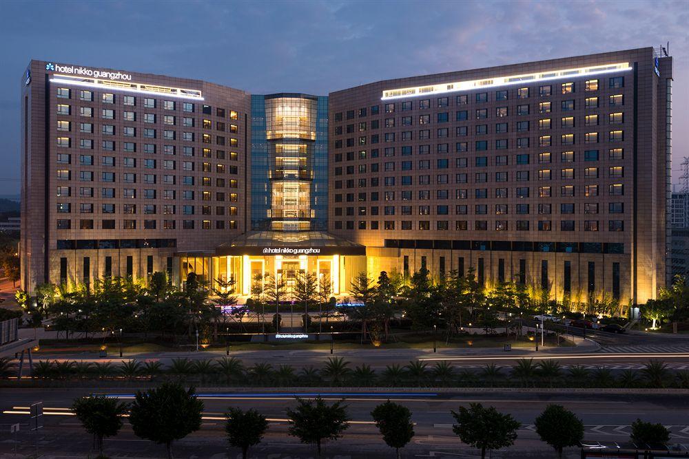 日系ホテルで落ち着いた滞在を満喫する「ホテル・ニッコー・広州」