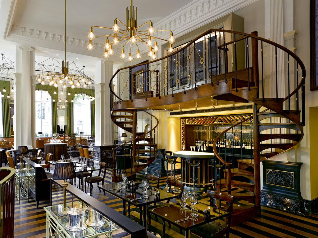 ソフィテル・ロンドン・セントジェームスのレストラン
