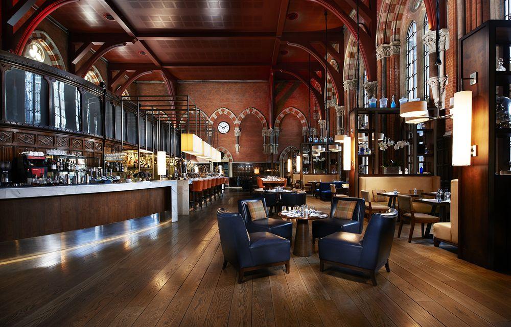 セント・パンクラス・ルネッサンス・ロンドン・ホテルのブッキングオフィスバー