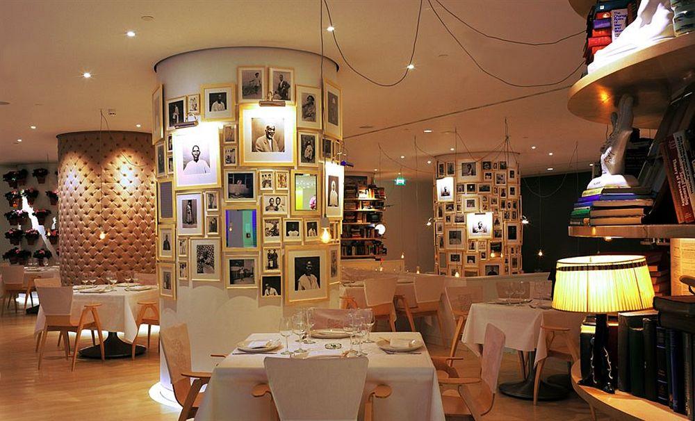 セント・マーティンズ・レーンのレストラン