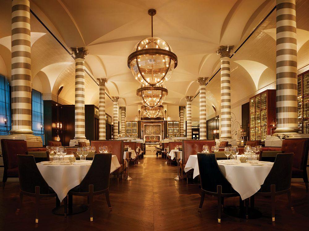 コリンシアホテルのMassimoレストラン