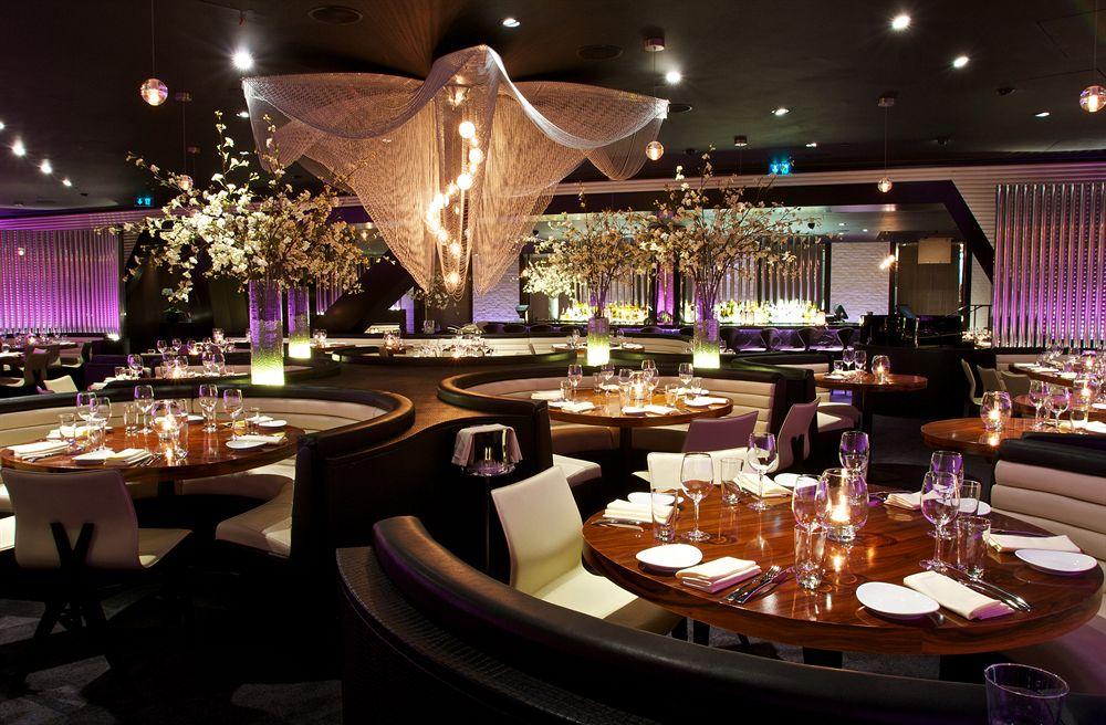 ミーロンドンホテルのSTKLondonレストラン