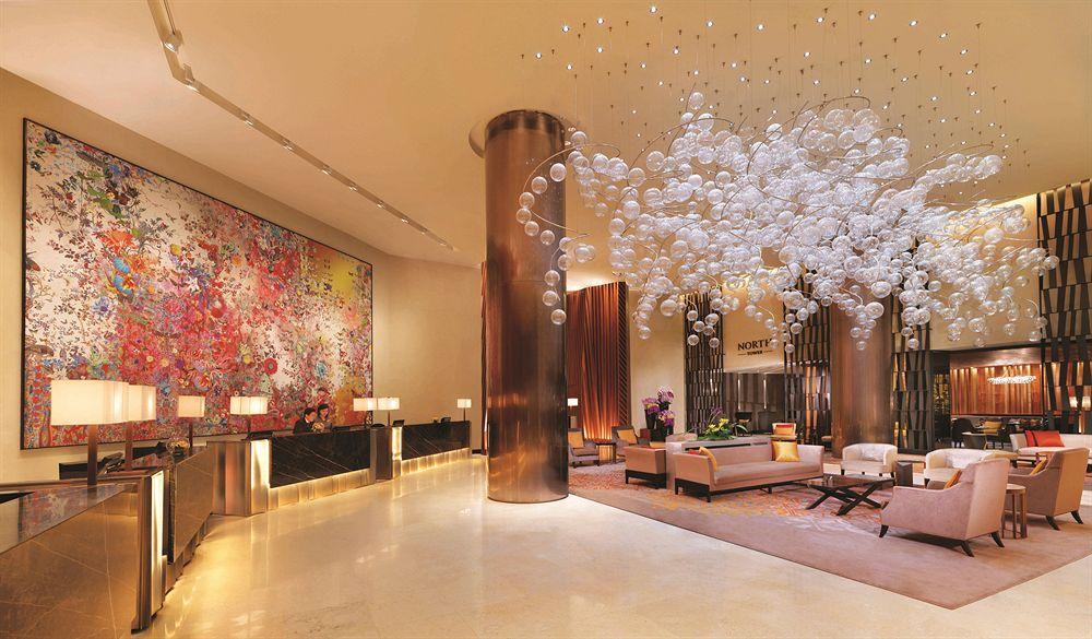フェアモント・シンガポール Fairmont Singaporeのロビー
