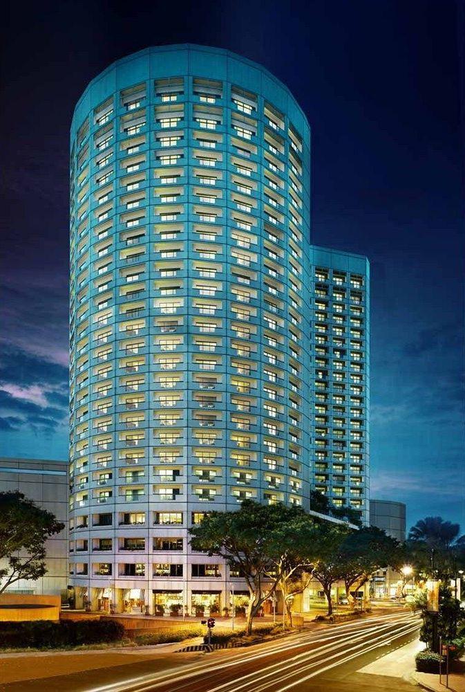 フェアモント・シンガポール Fairmont Singaporeの概要