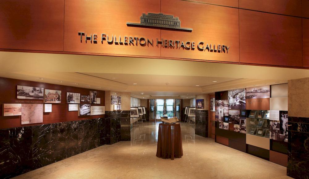 ザ・フラートン・ホテル・シンガポール The Fullerton Hotel Singapore