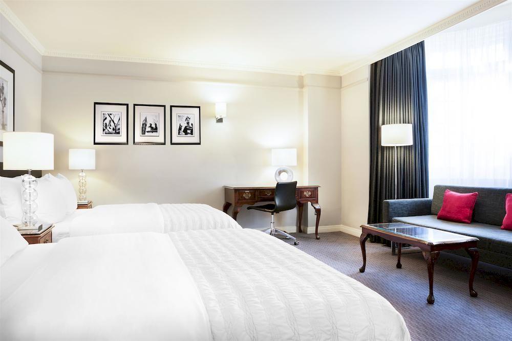ルメリディアンピカデリーホテルの客室