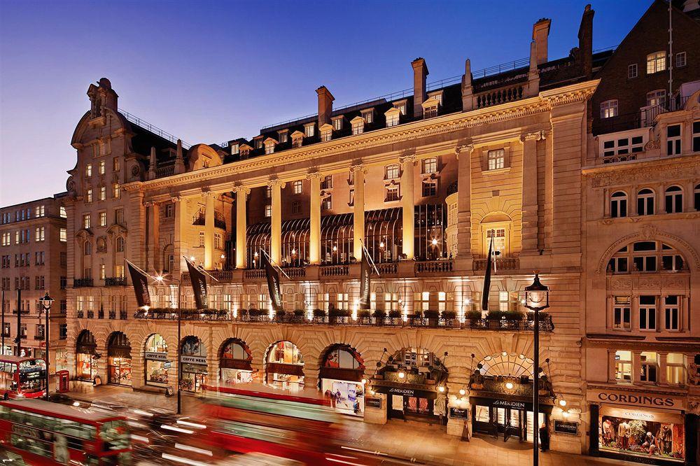 ロンドンを象徴するピカデリー・サーカスに建つ「ル・メリディアン・ピカデリー」