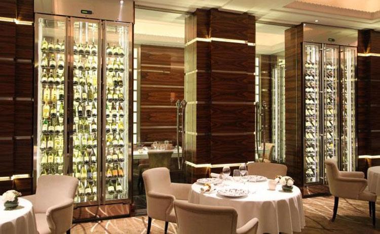 ウエストベリー・メイフェア・ホテルのAlynWilliamsレストラン
