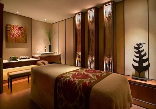 シャングリラ・ホテル・シンガポール Shangri-La Hotel SingaporeのChi spaスパ