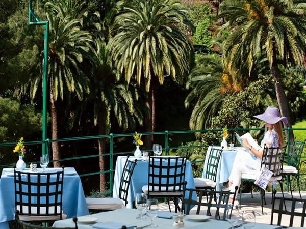 ベルモンド・ホテル・スプレンディード Belmond Hotel Splendidoのプールレストラン