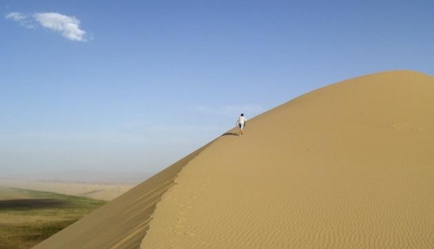 砂漠だけど、砂漠だけじゃない!多方面の魅力を持つモンゴルの「ゴビ砂漠」