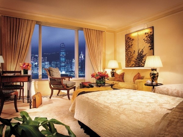 ザ・ペニンシュラ・香港の客室
