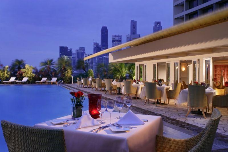 マンダリン・オリエンタル・シンガポール Mandarin Oriental Singaporeのドルチェ・ヴィータ