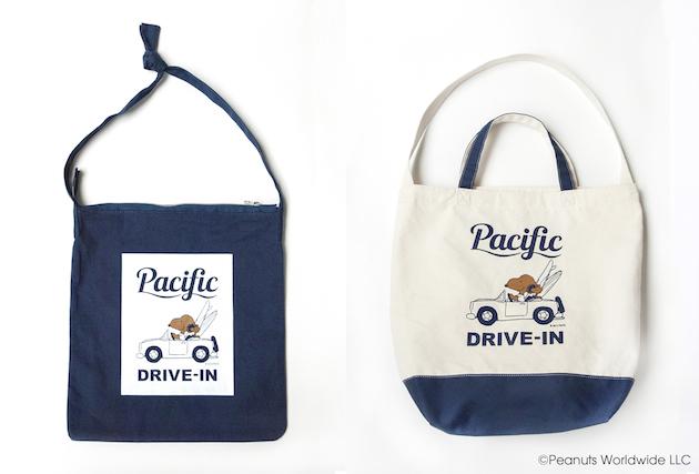 パシフィック・ドライブイン Pacific DRIVE-INのオリジナルグッズ
