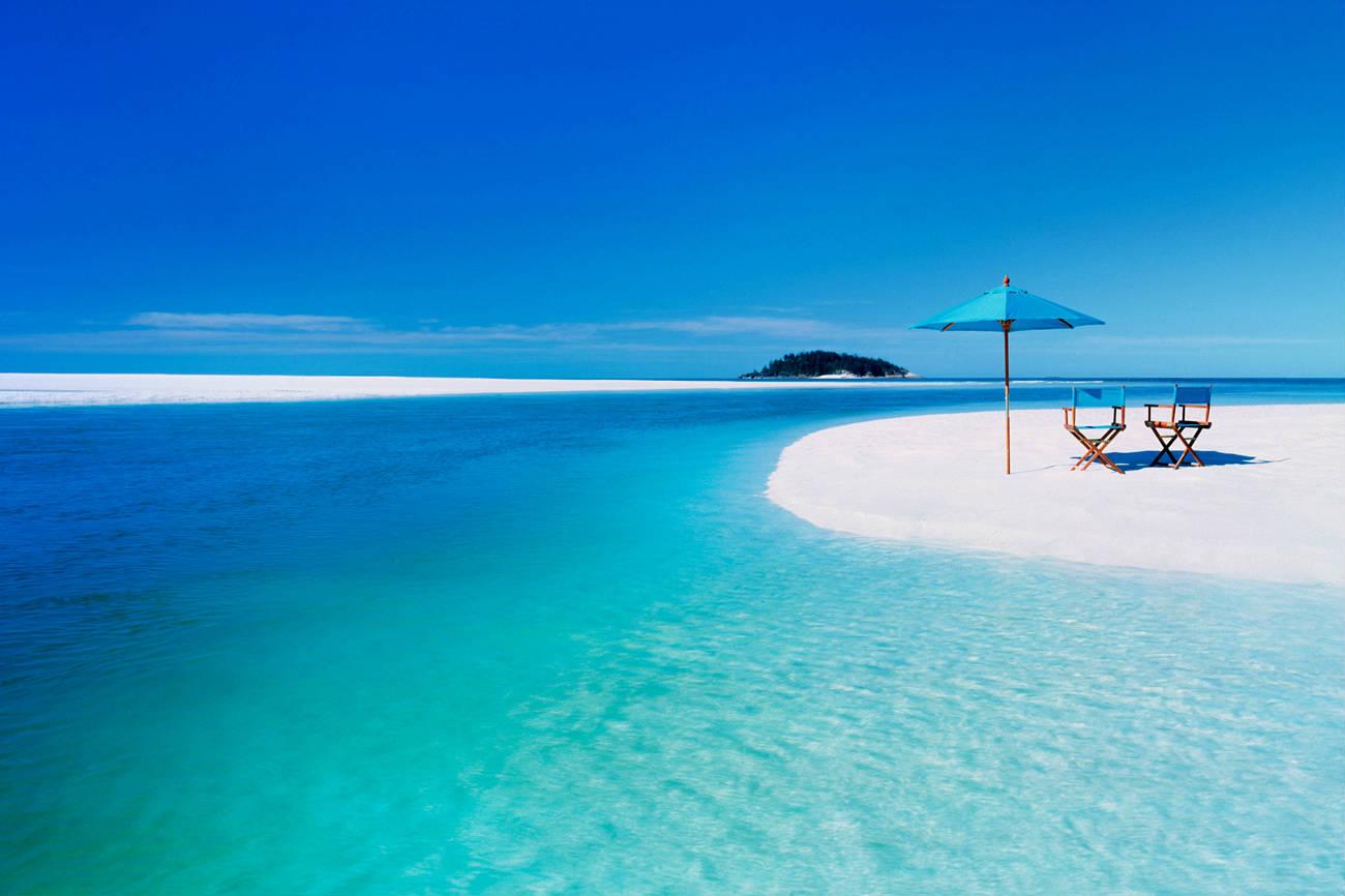 見ているだけでうっとり。一度は訪れたい世界のビーチランキングベスト10