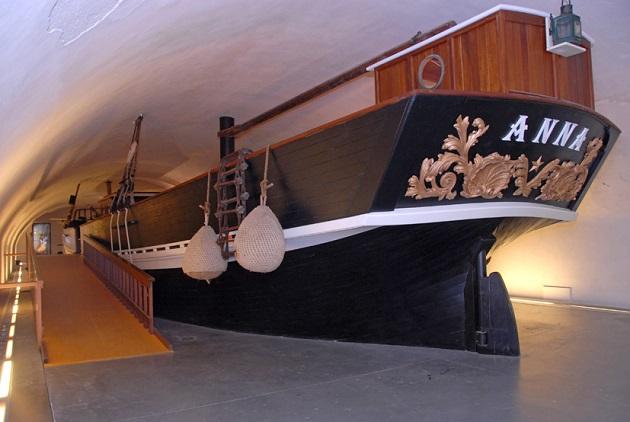 ガラータ海の博物館