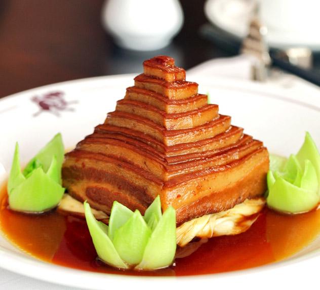 ダイニング・スプリングムーンの本格広東料理