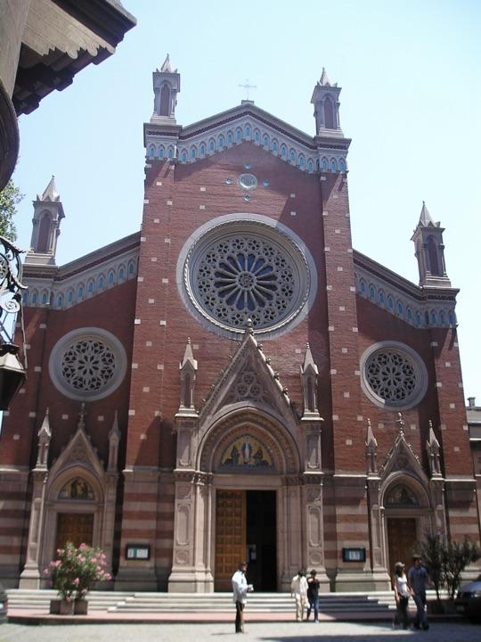 セイント・アントワーヌ教会