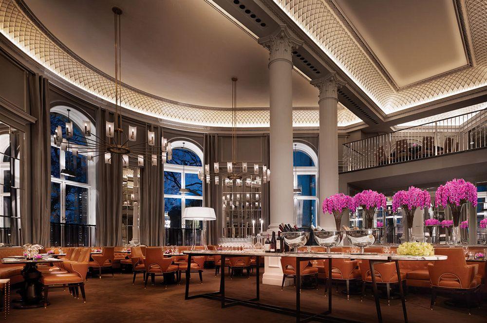 コリンシアホテルのレストラン