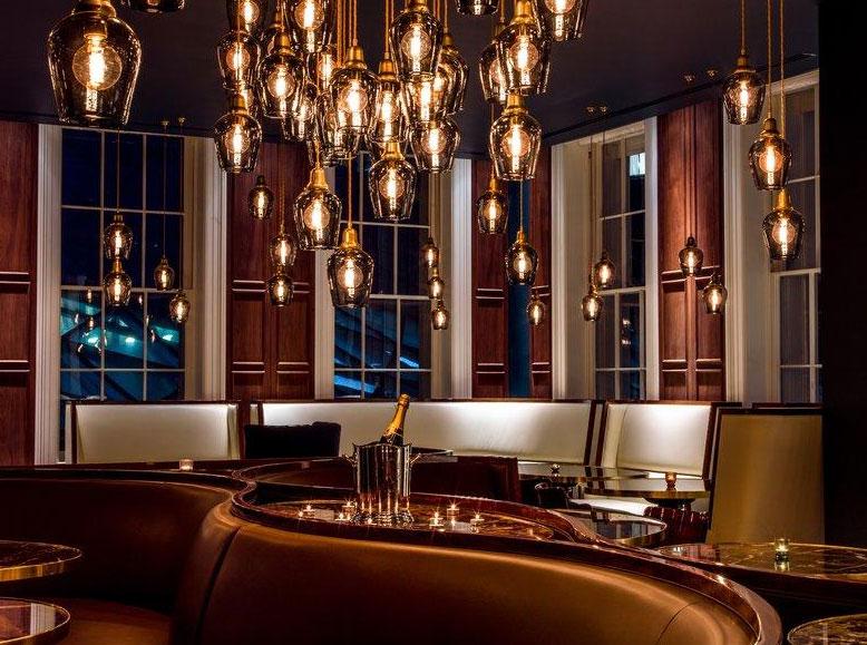 グレートノーザンホテルのレストラン