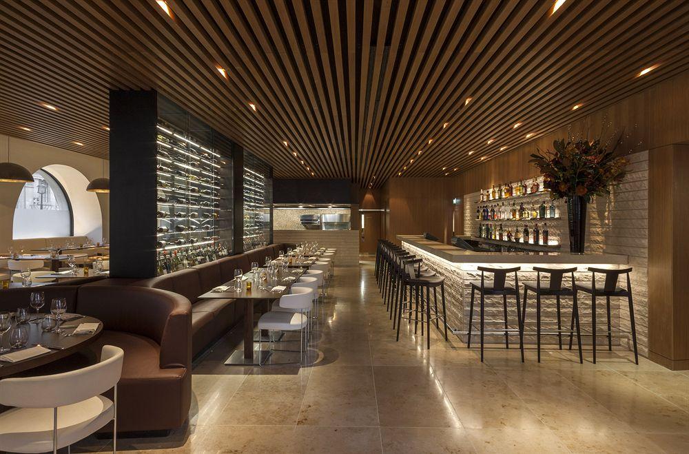 ミーロンドンホテルのCucinaAsellinaレストラン