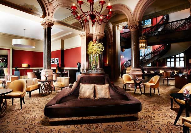 セント・パンクラス・ルネッサンス・ホテル・ロンドンのchambersclub
