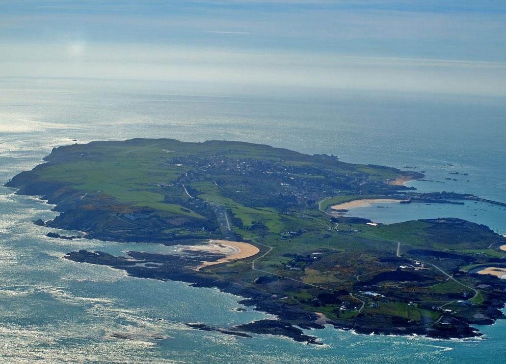チャンネル諸島の景色