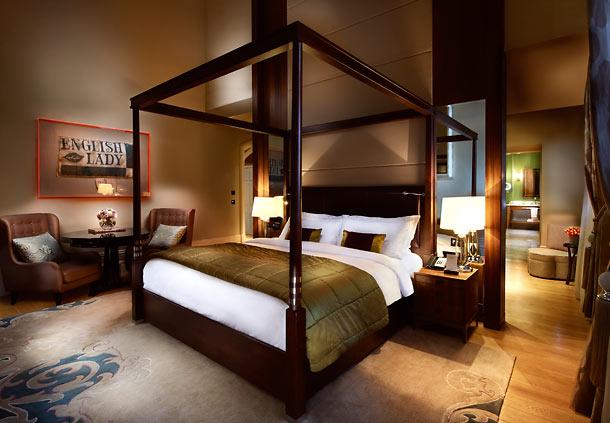 セント・パンクラス・ルネッサンス・ロンドン・ホテルのロイヤルスイート