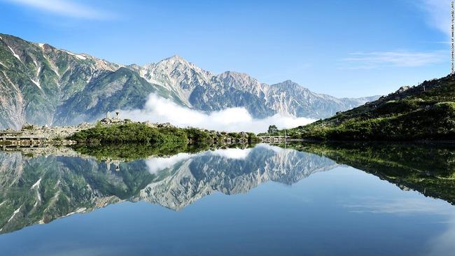 何カ所行ったことがありますか?米CNNが選んだ「日本の最も美しい場所 」31選