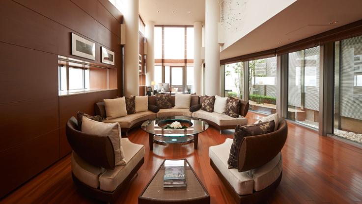 グランド・ハイアット・東京 Grand Hyatt Tokyoの客室
