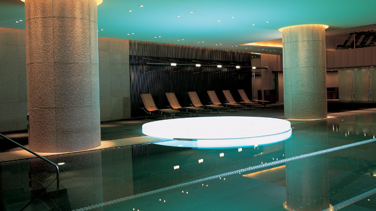 グランド・ハイアット・東京 Grand Hyatt Tokyoのプール