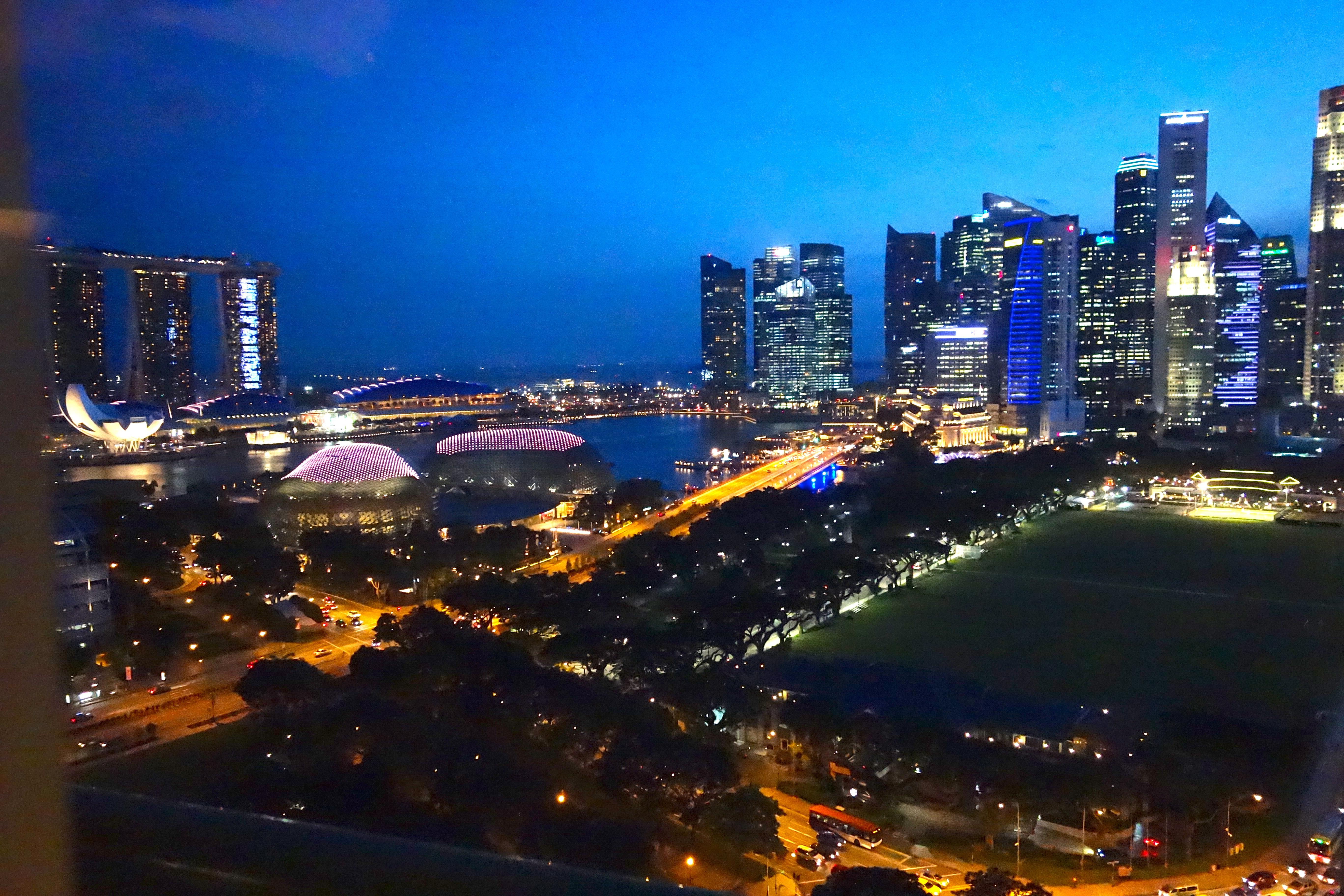フェアモント・シンガポール Fairmont Singaporeの最後の紹介