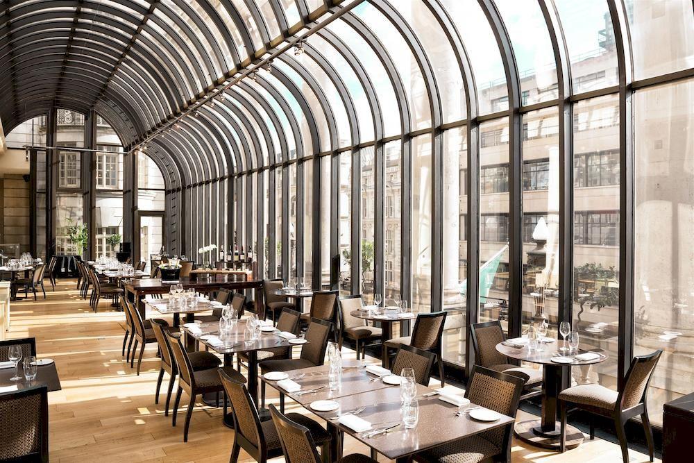 ルメリディアンピカデリーホテルのレストラン
