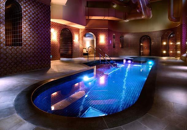 セント・パンクラス・ルネッサンス・ロンドン・ホテルの室内プール
