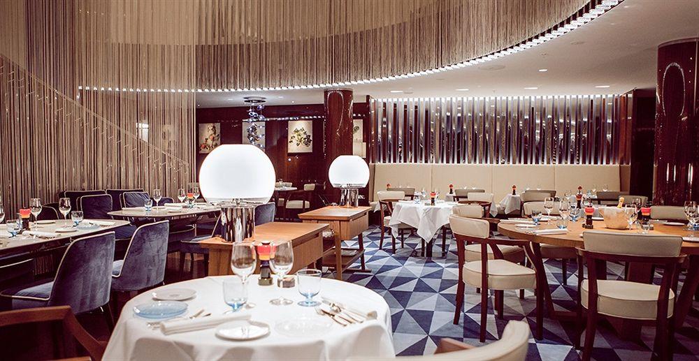 ブルガリ・ホテル・アンド・レジデンシズ・ロンドンのレストラン