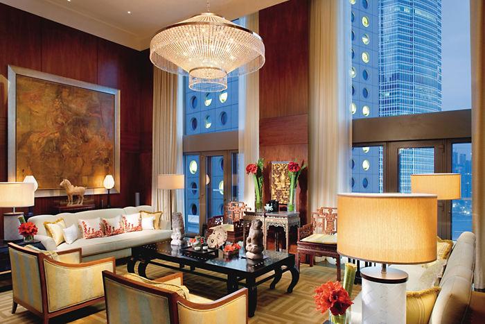 マンダリン・オリエンタル・香港の客室