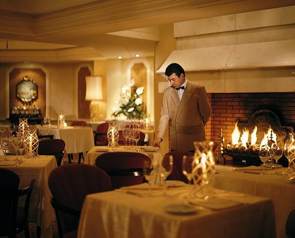 ホテル・キンタ・ド・ラゴ Hotel Quinta do Lagoのレストラン