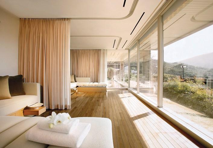 ソウル新羅ホテル The Shilla Seoulのスパ