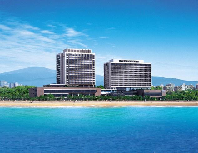 パラダイス・ホテル&カジノ Paradise Hotel & Casinoの外観