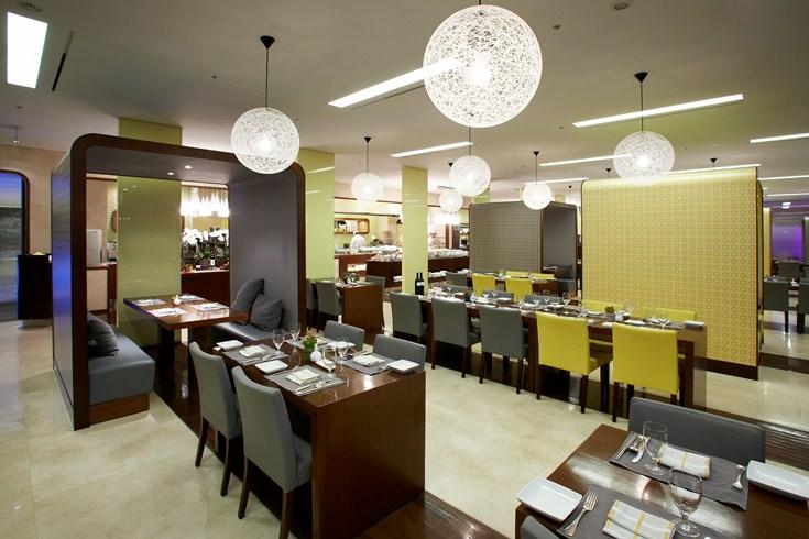 パラダイス・ホテル&カジノ Paradise Hotel & Casinoのレストラン