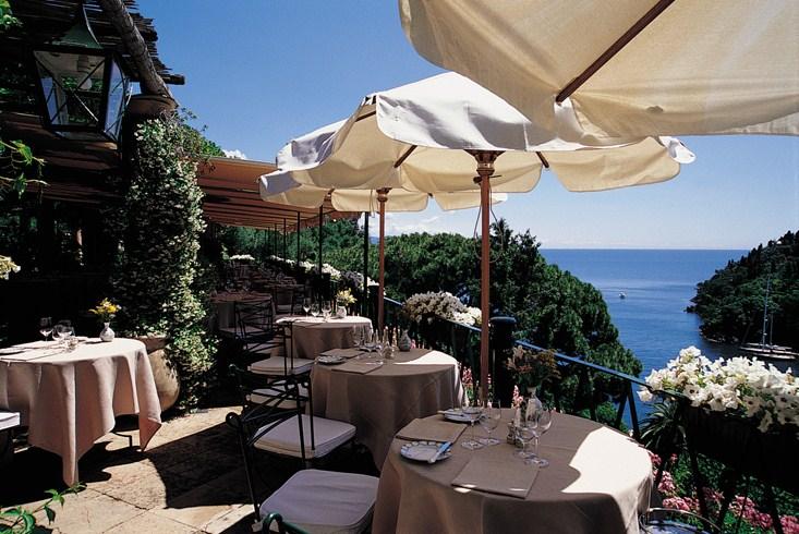 ベルモンド・ホテル・スプレンディード Belmond Hotel Splendidoのレストラン